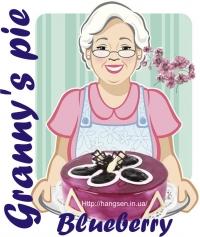 Ароматизатор Бабушкин черничный пирог (Grandma's Blueberry Pie)