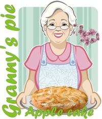 Ароматизатор Яблочный пирог (Apple cake)