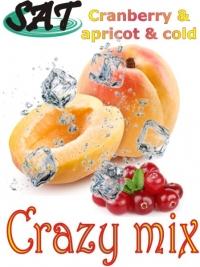 Ароматизатор Клюква и абрикос со льдом (Cranberry & apricot & cold)