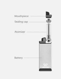 Ripple atomizer