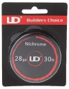 Проволока Nichrome  0.3mm UD